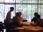 校外實習第二次訪視:服務客人中