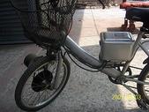 ※自行車兒童椅:自行車