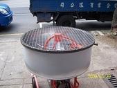 5.零件材料:水泥攪拌機安全護網