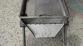 3.篩選機:白鐵篩選機-漏斗