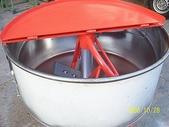 5.零件材料:攪拌筒加蓋-掀開一半