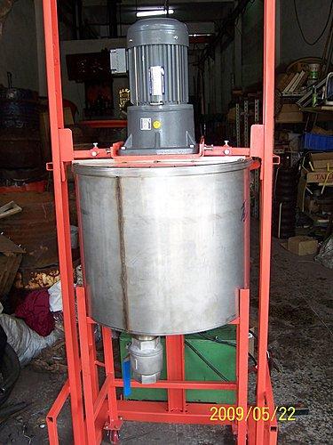 4.客製化-機台零件:客製化機台