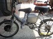 ※自行車兒童椅:年紀大一點時用