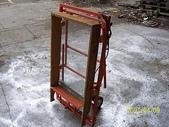 3.篩選機:電動篩砂機-折疊