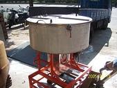 1.攪拌機:1米型化工用攪拌機