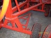 ※圓錐滾筒操作方法:可拖車