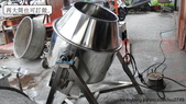 2.滾筒圓錐拌合機:電動食品攪拌機ステンレスミキサー