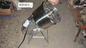 1.攪拌機:小型桌上食品攪拌機