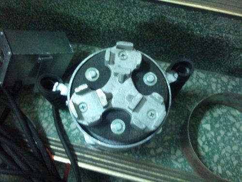 4.客製化-機台零件:110v手提磨石機-水圈