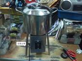 1.攪拌機:桌上攪拌機