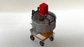 1.攪拌機:行星攪拌機