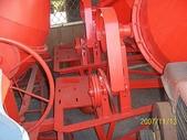 ※圓錐滾筒操作方法:皮帶傳動