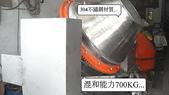 2.滾筒圓錐拌合機:電動傾斜攪拌機