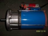 5.零件材料:電動篩砂機馬達