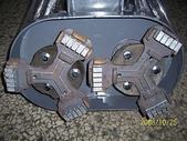 5.零件材料:鑽石刀組