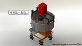 4.客製化-機台零件:行星攪拌機