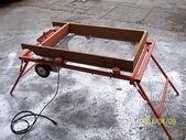 3.篩選機:電動篩砂機-展開