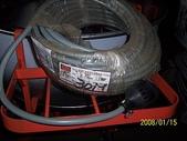 5.零件材料:攪拌機電源線-5.5平方 30米