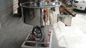 1.攪拌機:白鐵混合機