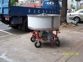 1.攪拌機:球型閥引擎攪拌機