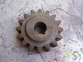 5.零件材料:驅動齒輪