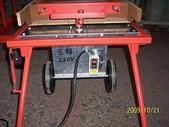 4.客製化-機台零件:特製電壓3相220v