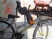 ※自行車兒童椅:各種自行車皆可用
