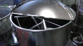 5.零件材料:多爪式攪拌機