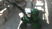 4.客製化-機台零件:小型雙盆除渣機