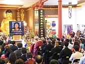 第三世多杰羌佛系列相關消息 :國際佛教僧尼總會主席隆慧大師致詞(恭迎『多杰羌佛第三