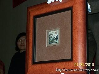 佛菩薩藝術成就展現:「山泉古寨」拍賣 打破中國畫行情價中的最高紀錄.jpg