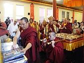 第三世多杰羌佛系列相關消息 :H.E.隆智丹貝尼瑪仁波切恭請『多杰羌佛第三世』寶書(恭迎