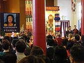 第三世多杰羌佛系列相關消息 :加州州參議員余胤良先生致詞及頒獎(恭迎『多杰羌佛第三