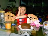 沙哈蛋糕:詠四歲生日930910 006