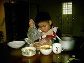 做家事的詠:捏飯糰960316.JPG