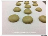 304~309烹飪實習照片105年2月~6月(謝雯嵐):雯嵐抹茶馬卡龍 (2).jpg