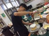 215烹飪實習照片106年2月~6月:304雷策鮮奶油布丁芋泥蛋糕 (5).JPG