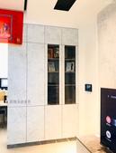 系統家具分享:1F客廳屏風高櫃.jpg