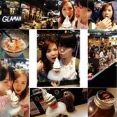 舌頭被貓叼走了 (邀約體驗美食):GLAM AIR 韓國火紅棉花糖冰淇淋 新品I Can Fly 雲朵霜淇淋 Bling Bling銀河系列飲料.jpg