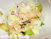 舌頭被貓叼走了 (私人美食):靜岡勝政日式豬排-無限供應沙拉