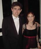 鋼琴家(301-615):359 Sivan Silver & Gil Garburg 斯雯.史維 & 吉爾.加爾伯格  1997年成立 (Silver-Garburg Piano Duo) 以色列鋼琴二重奏.jpg