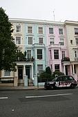 """英國Day1:新娘百分百中的拍攝地點""""Notting Hill""""(即電影之英文片名)"""