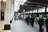 英國Day1:Paddington火車站