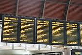 英國Day1:第一天就遇到火車delay,往牛津那班