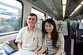 英國Day1:在火車上遇到從加拿大來的大學教授,難怪聊的話題如此有深度