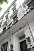 英國3~倫敦逛街:Hotel Ashley外觀