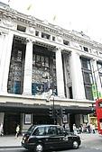 英國3~倫敦逛街:完全猜不出是百貨公司