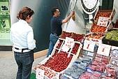英國3~倫敦逛街:路邊賣水果的攤販