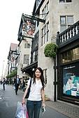 英國3~倫敦逛街:1875創業的老字號Liberty百貨