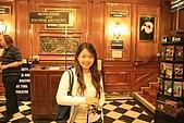 英國8~倫敦+歌劇魅影:一樓售票及販賣紀念品